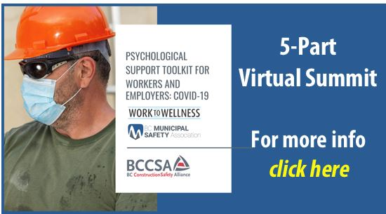 Psychological Support Toolkit For Workers And Employers